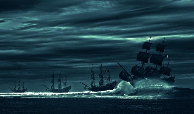「Black Sails/ブラック・セイルズ」シーズン3